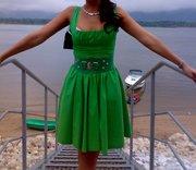 Платье-сарафанчик на выход