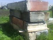 Продам блоки бетонные