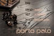 Porto Palo ламинат,  паркет,  межкомнатные двери,  дизайнерские обои