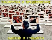 Раскрутка сайтов ( проектов ) в Тольятти