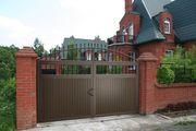 DoorHan - Уличные ворота на любой вкус