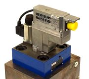 Ремонт сервоклапан пропорциональный клапан servo proportional valve Mo